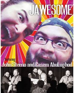 jawesome poster
