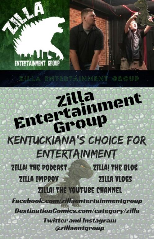 Zilla Entertainment Group