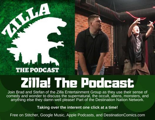 Zilla! The Podcast
